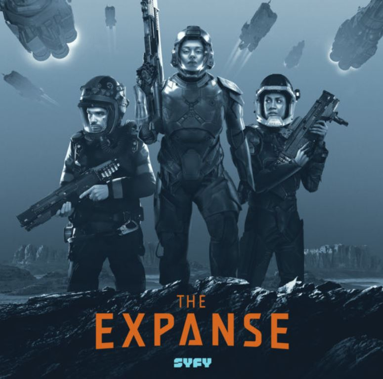 Rocket Science Wraps-Up Season 4 of The Expanse