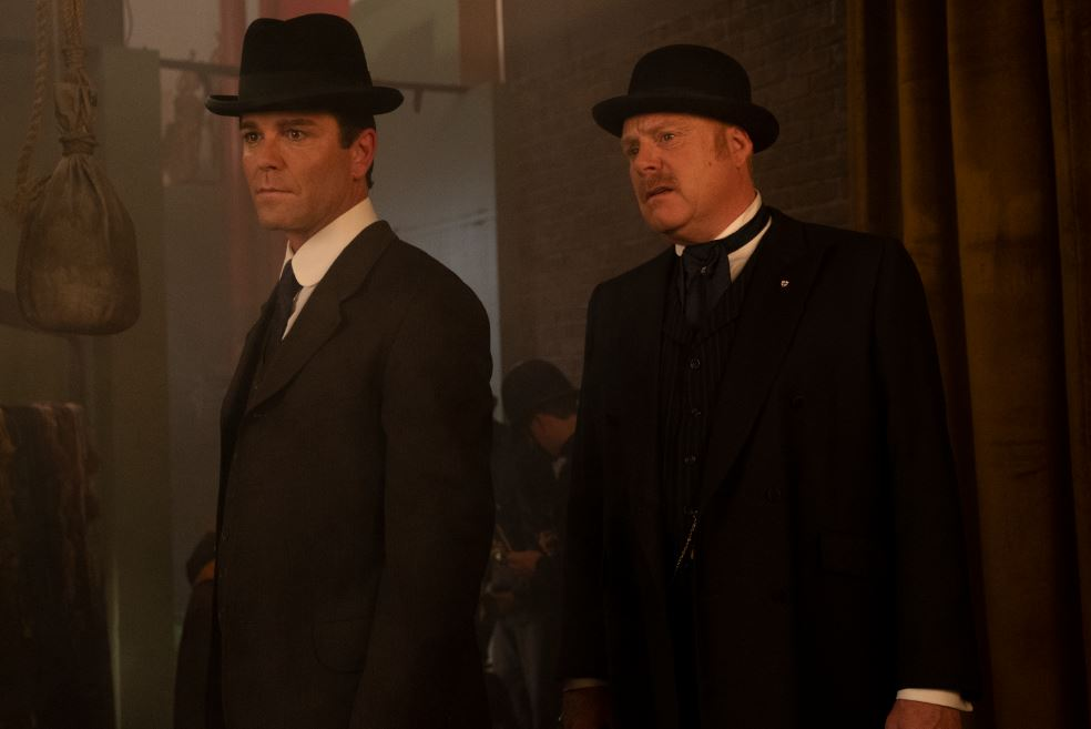 "Canada's #1 Drama, ""Murdoch Mysteries,"" Is Back With Its 13th Season"